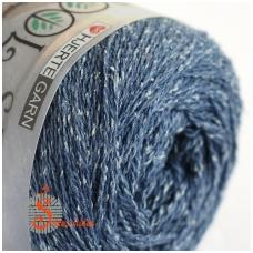 Wool Silk 3005 nakties dangaus mėlyna