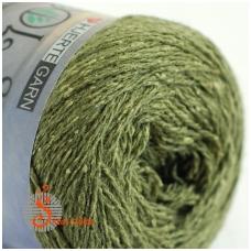 Wool Silk 3027 miško žalia