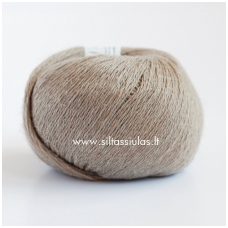 Woolinen 214 rusvo lino