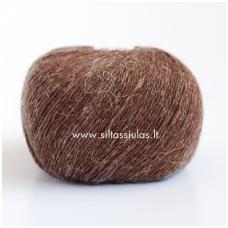 Woolinen 219 tamsiai ruda