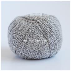 Wooly Cotton 234 šviesiai pilka