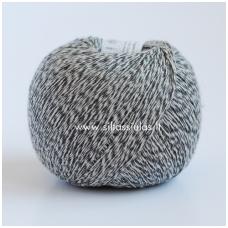Wooly Cotton 235 vidutinė pilka