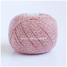 Wooly Cotton 28 šviesiai rausva