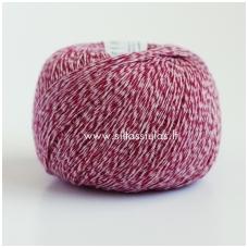 Wooly Cotton 43 vyšninė raudona