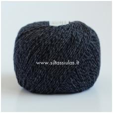 Wooly Cotton juoda 01