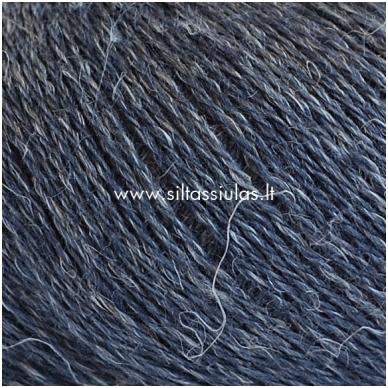 Wool Linen 235 tamsiai pilka 2