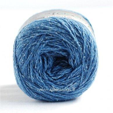 Wool Silk 3004 vandenyno mėlyna