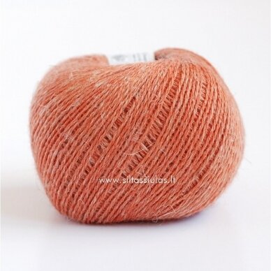 Woolinen 203 rudens oranžinė