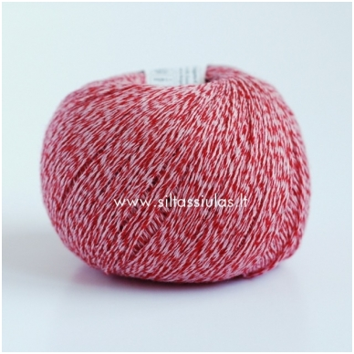 Wooly Cotton 19 raudona